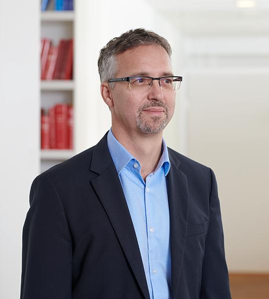Mag. Rüdiger Kriegleder, MBL